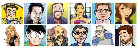 http://www.10000words.net/2009/05/top-7-types-of-twitter-avatars/