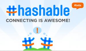 Hashable - Social Media