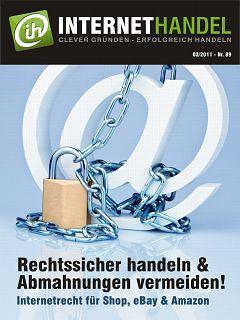 Titelblatt Rechtsicheres Handeln & Abmahnungen vermeiden