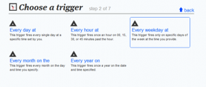 ifttt choose trigger 2