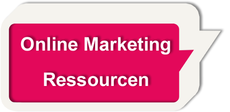 Online Marketing Ressourcen