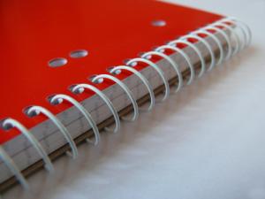 Aufgabenorganisation Notizblock