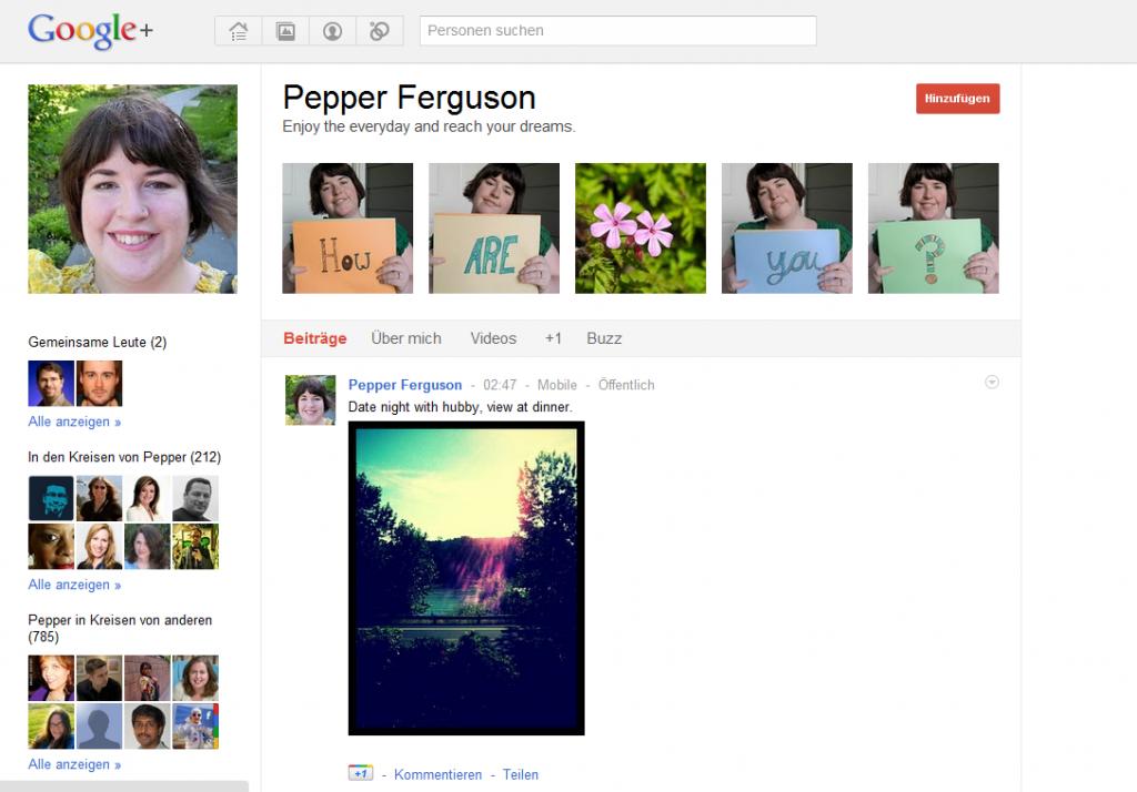 Google Plus Profilbanner 3