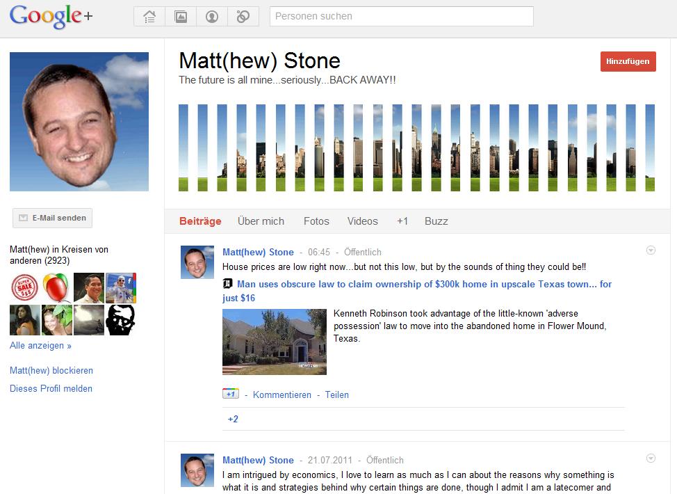 Google Plus Profilbanner 4
