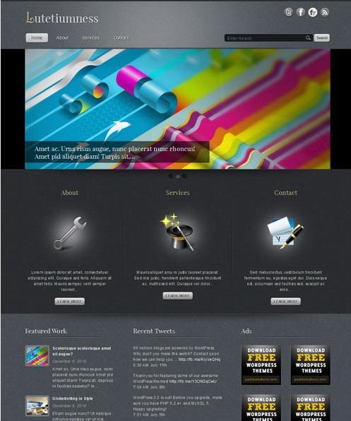 100 Quellen Fur Kostenlose Wordpress Themes Lesen Bei Onlinelupe De