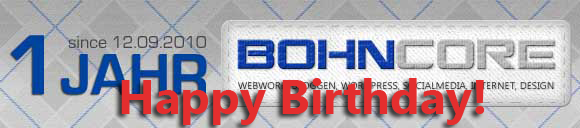 Happy Birthday Bohncore