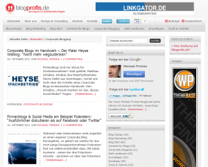 Blogprofis