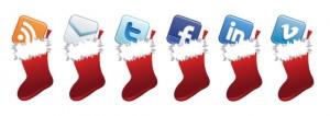 Social Media Icons - Nikolaus