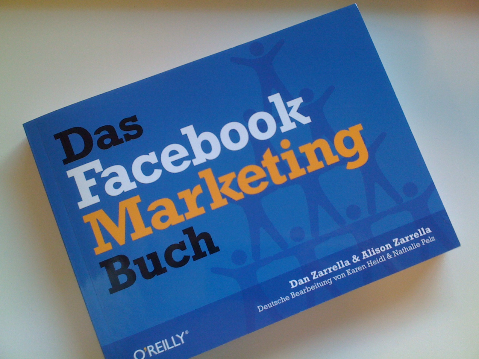 Facebook Marketing Buch