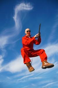 Highjumper - Hochspringer