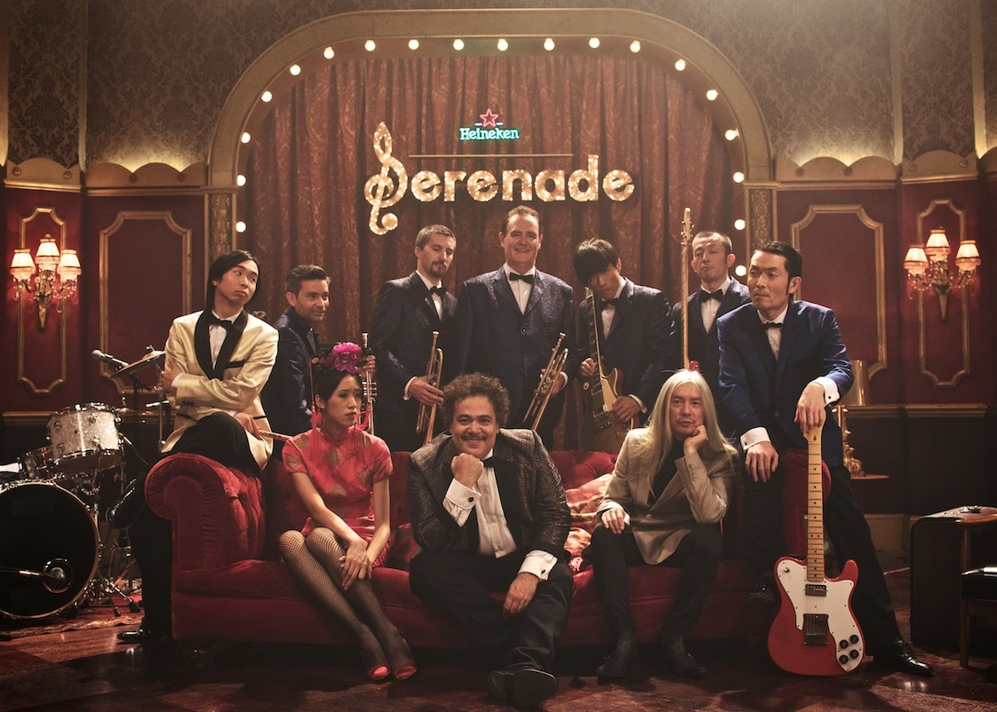 HeinekenSerenade_Band