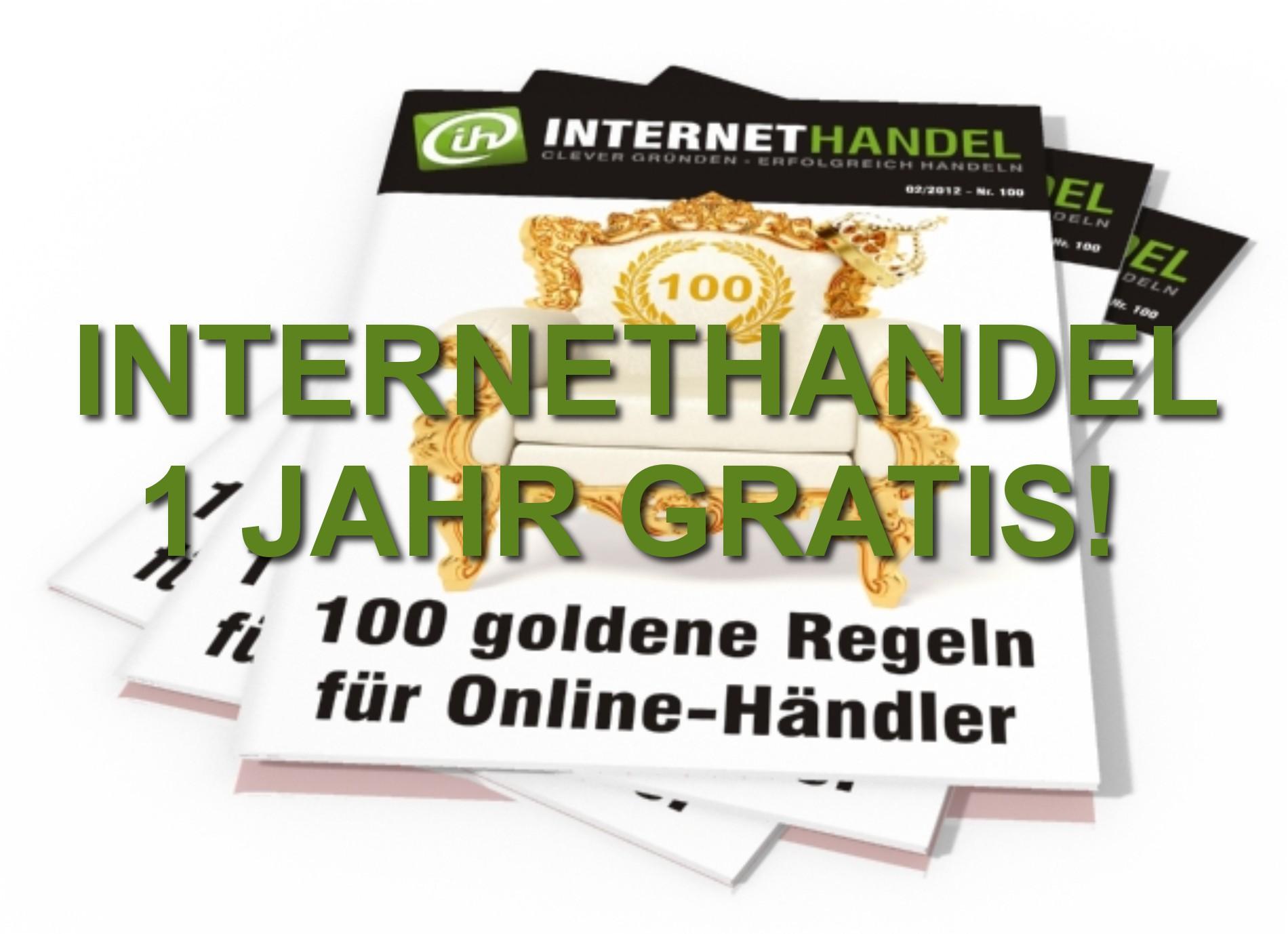 Internethandel Abo gewinnen