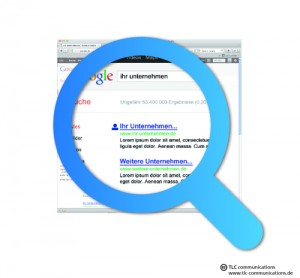 Google Plus - Suchmaschine