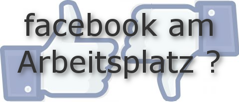 facebook am arbeitsplatz