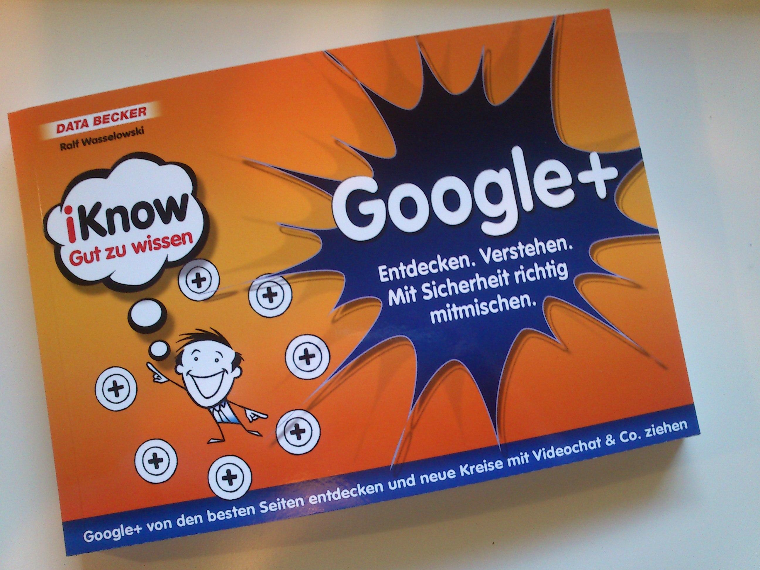 Google Plus Entdecken Verstehen