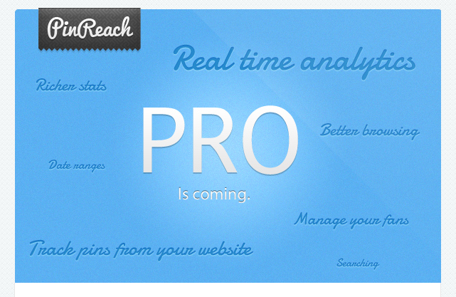Pinreach Pro - Pinterest Analyse