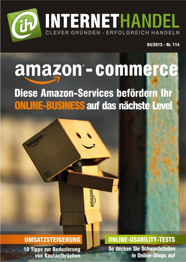 Internethandel Amazon Services