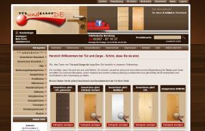 Tueren Online Shop