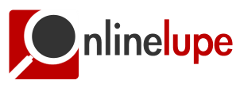 Onlinelupe.de logo