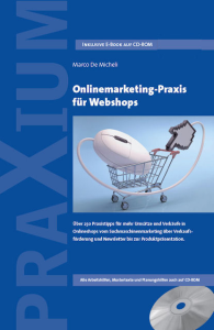 Online MArketing Praxis fuer Webshops