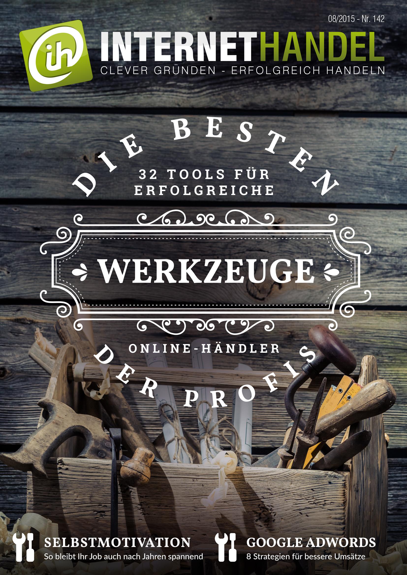 Titelbild-Internethandel-de-Nr-142-08-2015-Die-besten-Werkzeuge-der-Profis