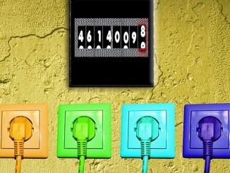 Strom Sparen im Home Office