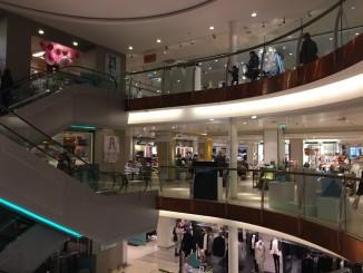online und offline shopping