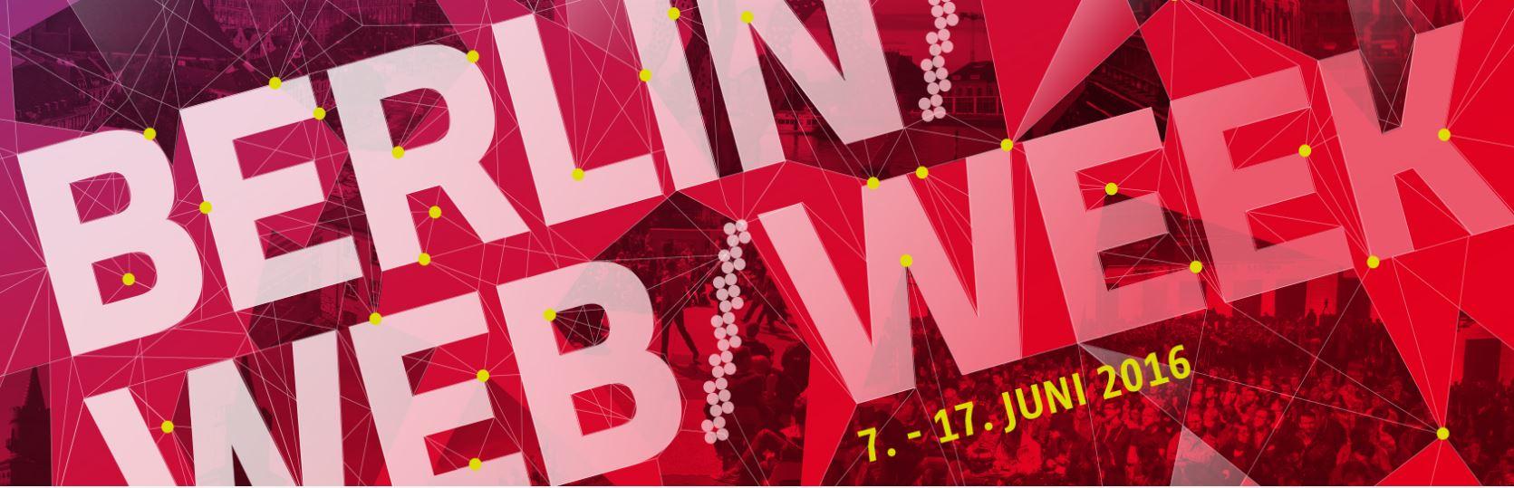 Berlin Web week