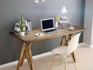 Home Office Arbeitsplatz einrichten