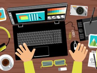 Home Office Arbeitsplatz einrichten Hardware