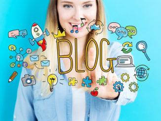 Blog Artikel schreiben