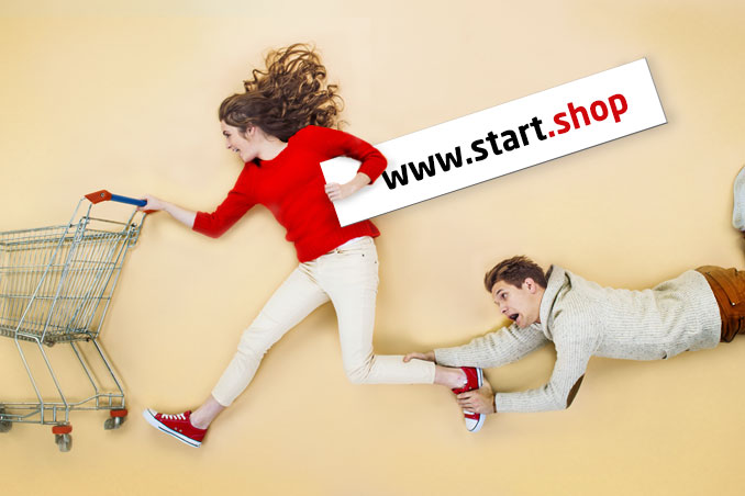 shop Domainendung
