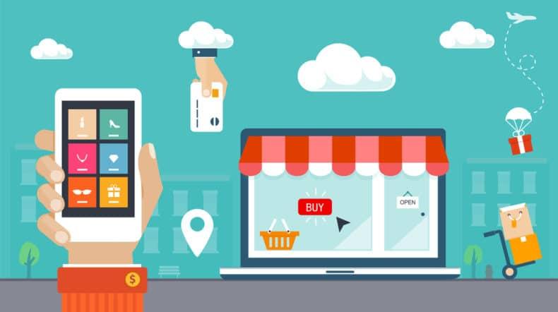 Online Shop 2018