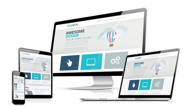 Homepage Baukasten im Check