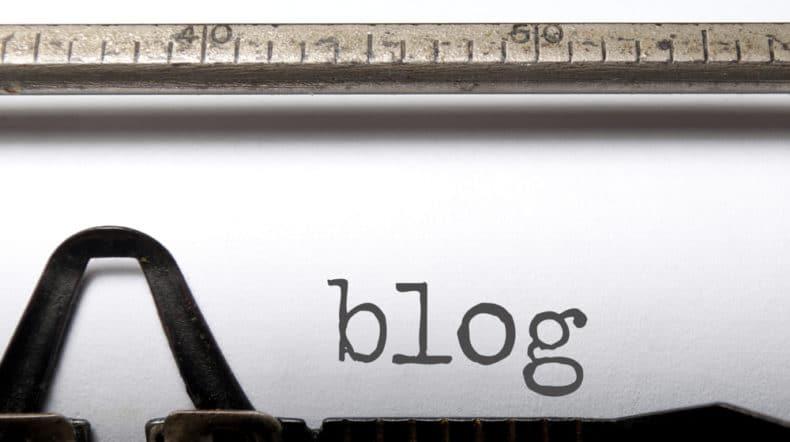 Blog für Online Shops